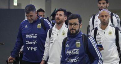 Lionel Messi a fait l'objet mardi d'un contrôle antidopage