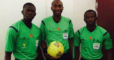 Malang Diédhiou et ses assistants sont déjà en Russie