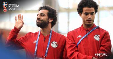 Mohamed Salah ne débutera pas la rencontre mais garde le sourire