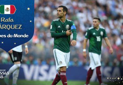 Mexique : Rafael Marquez annonce officiellement sa retraite