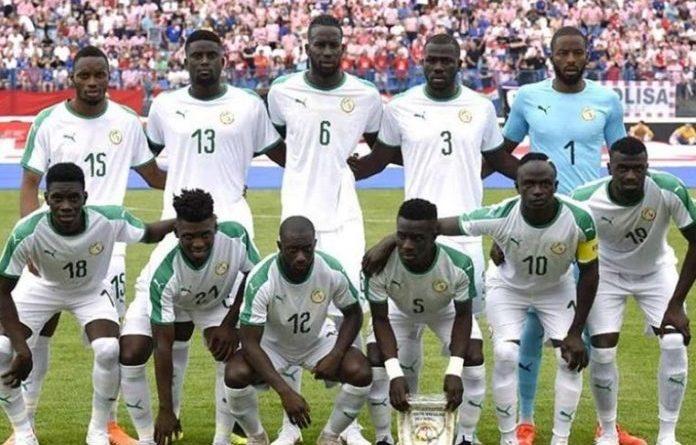 Sénégal vs Corée du Sud