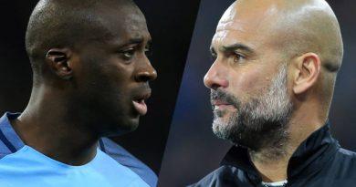 Yaya Touré dézingue Pep Guardiola, le coach de Manchester City