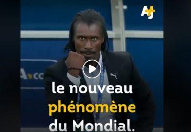 Chaîne Télé A+ : Aliou Cissé , le nouveau phénomène du mondial !