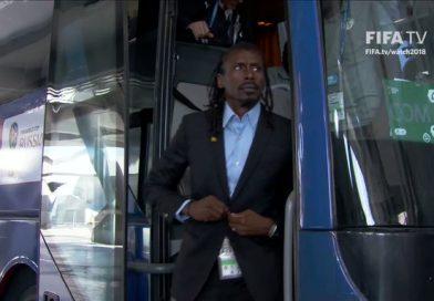 Mondial 2018 – Sénégal vs Colombie : L'entrée des Lions du Sénégal au stade !