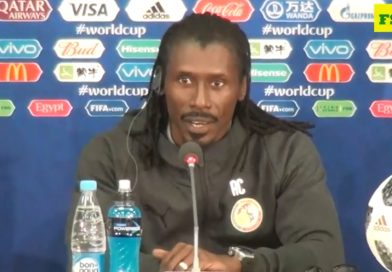 Vidéo : Aliou Cisse veut conquérir l'Afrique en 2021 et le monde en 2022