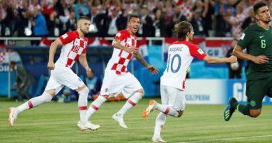 la Croatie a obtenu l'essentiel face au Nigeria
