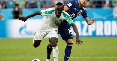le gagnant, le perdant et les notes de Japon-Sénégal