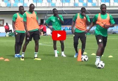 Vidéo : Arrivée des Lions du Sénégal à Iekaterinbourg pour le 2e match face au Japon !