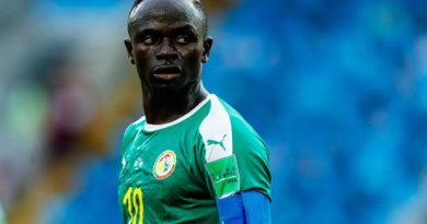 sadio capitaine senegal mondial 2018