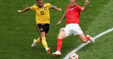 Eden Hazard a été élu homme du match