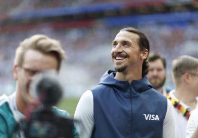 Quand Zlatan Ibrahimovic s'imagine président des États-Unis