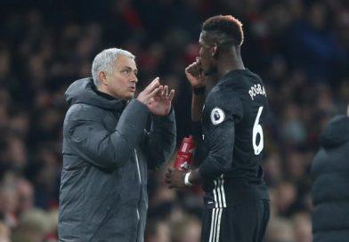 Vidéo : Le message détourné de José Mourinho à l'attention de Paul Pogba