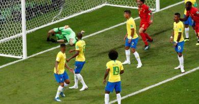 La Belgique élimine le Brésil et retrouvera la France en demi-finales