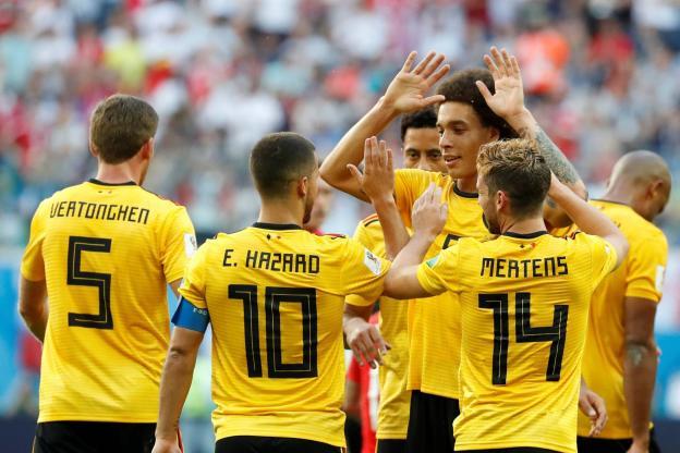 La Belgique a terminé à la 3e place du Mondial