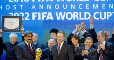Le Qatar s'était vu attribuer l'organisation du Mondial 2022