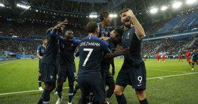 Les Bleus sont en finale de la Coupe du monde