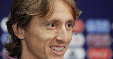 Luka Modric, prétendant au Ballon d'Or