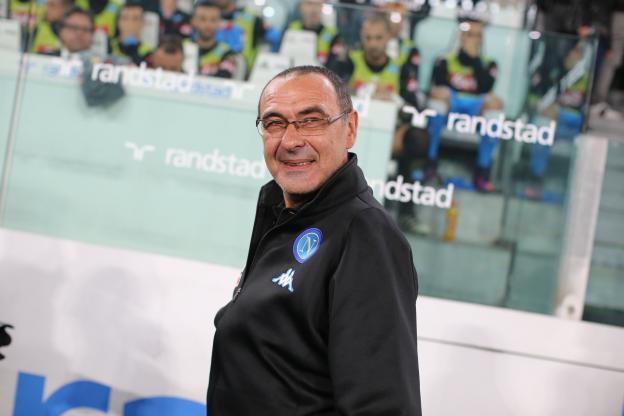 Maurizio Sarri a entraîné Naples durant trois ans
