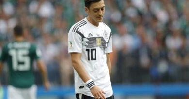 Ozil et l'Allemagne ont été éliminés au premier tour
