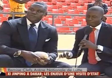 Remise clés arène nationale : Mohamed Ndao « Tyson » sur son retour dans la lutte