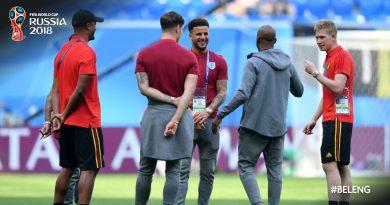 Retrouvailles et bonne humeur pour les joueurs de Manchester City