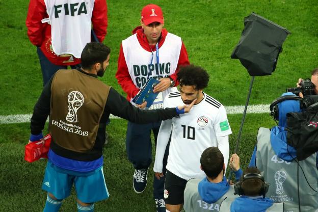 Tous les joueurs susceptibles d'être concernés par le Mondial ont été contrôles au moins une fois