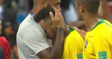 Brésil : Neymar n'a toujours pas digéré l'échec de la dernière Coupe du Monde
