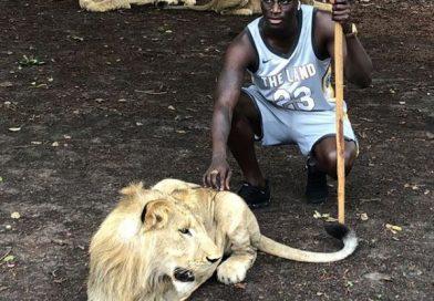 Vidéo – Kara Mbodj prouve qu'il est un vrai Lion ; Regardez !