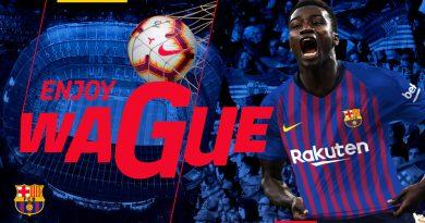 Accord Barça-Eupen pour le transfert de Moussa Wagué