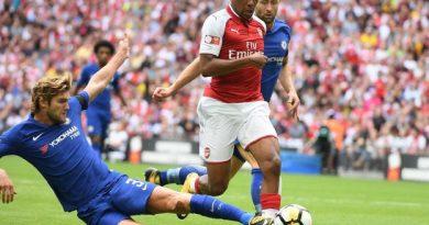 Alex Iwobi a débuté en 2015 avec l'équipe première d'Arsenal