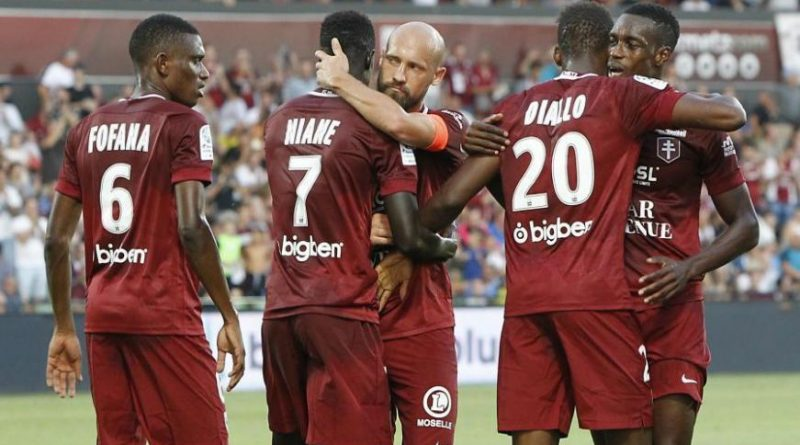 Habib Diallo et Ibrahima Niane portent le Fc Metz
