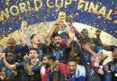 La France monte sur le trône du Classement Mondial nouvelle formule