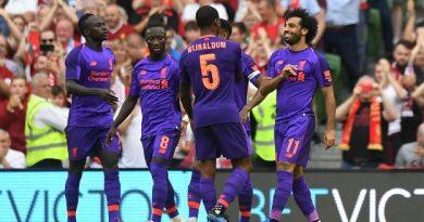 Les Reds ont été sans pitié pour Naples