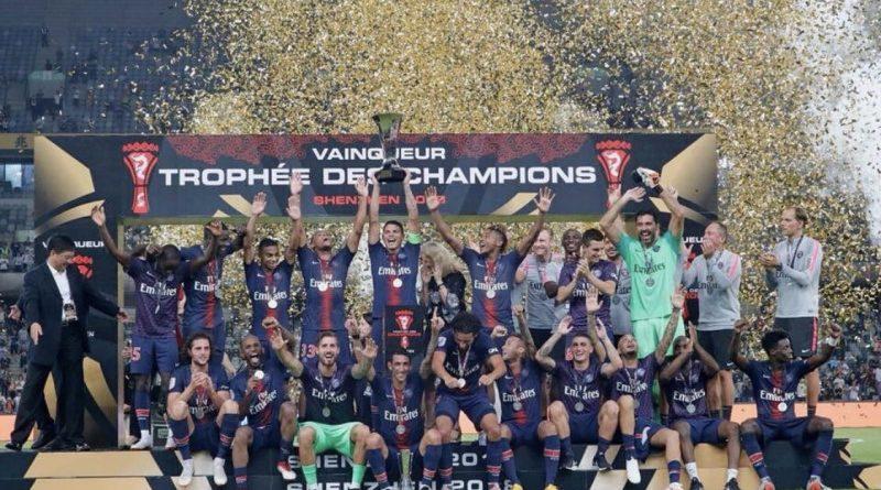 PSG 4 - 0 Monaco tdc