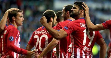 Real Madrid-Atlético Madrid , les notes du match