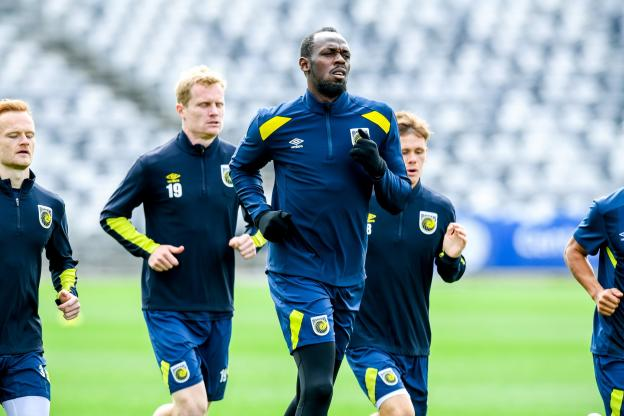 Usain Bolt devrait jouer en amical