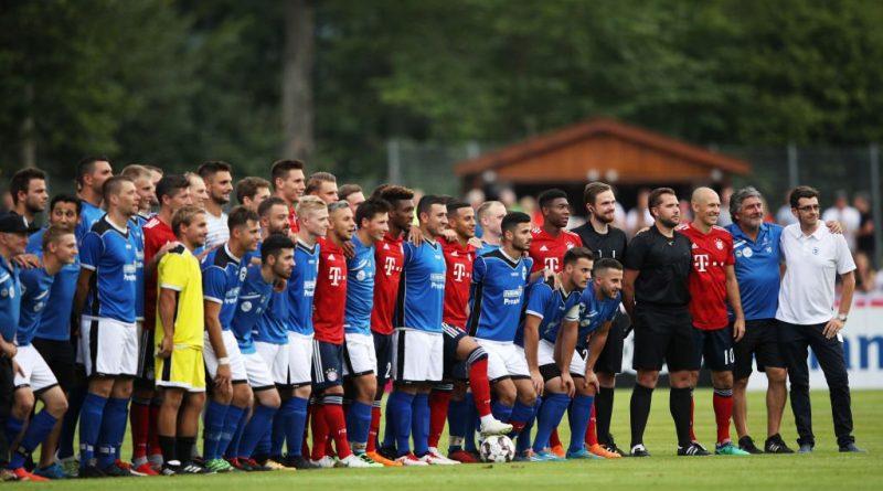 bayern 20-0 amical