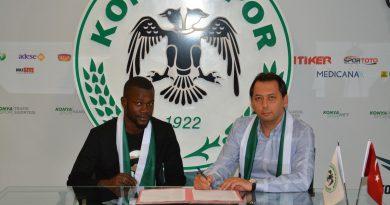 fallou diagne Konyaspor