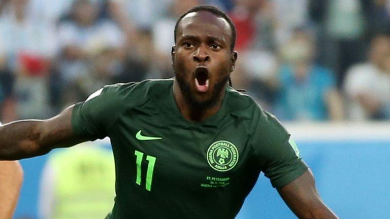 Nigéria – Retraite internationale pour Victor Moses