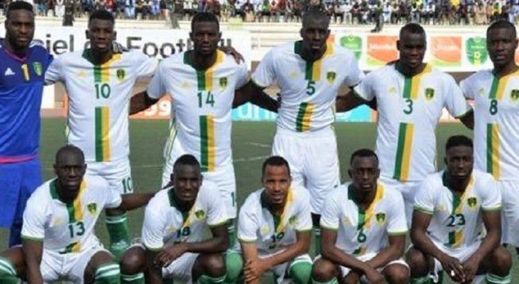CAN 2019 – Mauritanie
