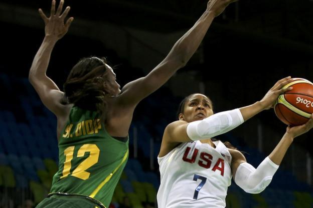 Mondial basket féminin 2