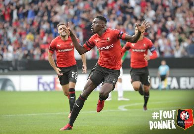 Ligue Europa – Regardez le super joli but en demi-volée de Ismaila Sarr