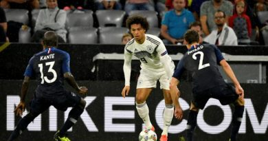 leroy sane contre la france