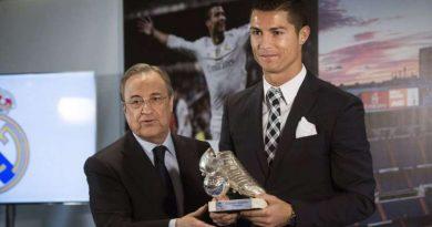 La sortie cinglante de Cristiano Ronaldo sur Florentino Pérez