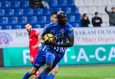 SuperLig Turc : Mbaye Diagne, puissance 14