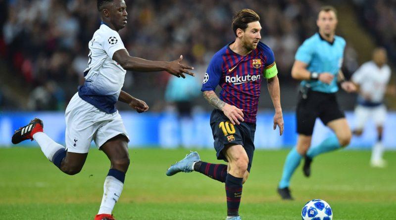 Messi redonne déjà deux buts d'avance au Barça