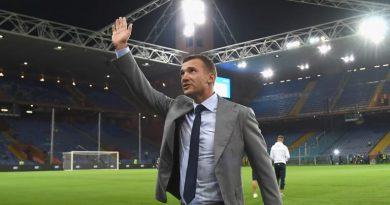 Shevchenko - L'objectif est l'EURO 2020