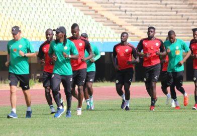 Equipe du Sénégal : Un premier entraînement léger, au stade Lat Dior