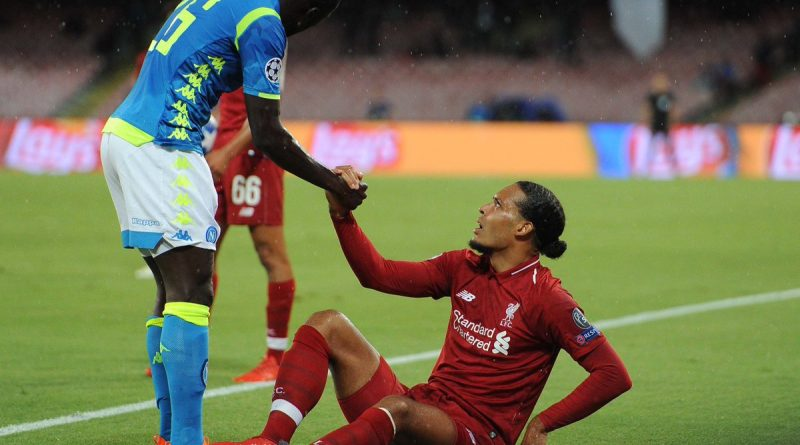 kalidou vs liverpool