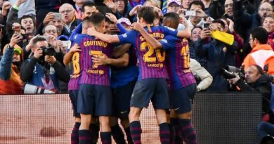 le Barça écrase un Real Madrid au plus mal et redevient leader